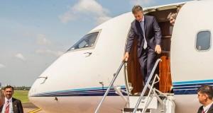 Mauricio Macri se subirá nuevamente a un avión, esta vez con destino a Cartagena, Colombia.