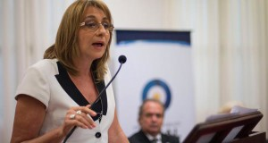 Alejandra Gils Carbó, Procuradora General de la Nación.