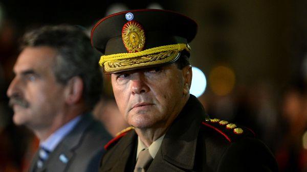 César Milani quedó detenido este viernes luego de declarar por 3 secuestros durante la última dictadura militar.