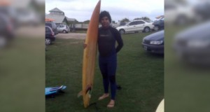 surfer muerto
