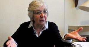 Maria Laura Garrigos de Rebori, líder de Justicia Legítima.