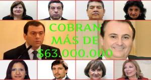 diputados y senadores santiago